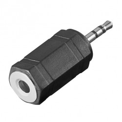 ADAPTER 2.5mm-3.5mm M/Ž