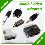 Audio video adapteri